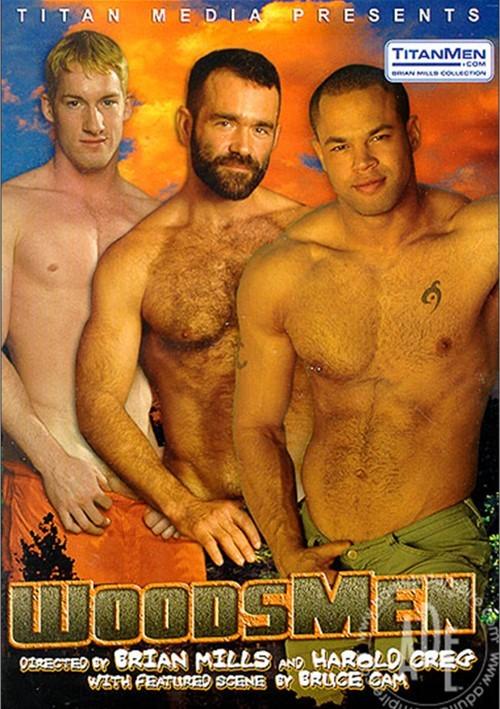 Woodsmen Cover Front