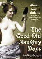 Good Old Naughty Days, The Gay Cinema Movie