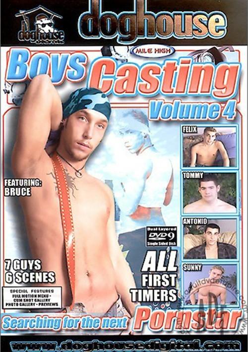 Boys Casting Vol. 4 Boxcover