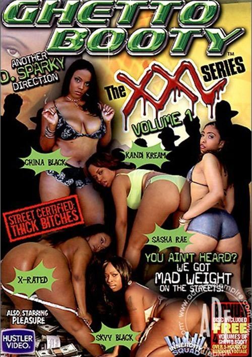 Ghetto booty vidéo porno