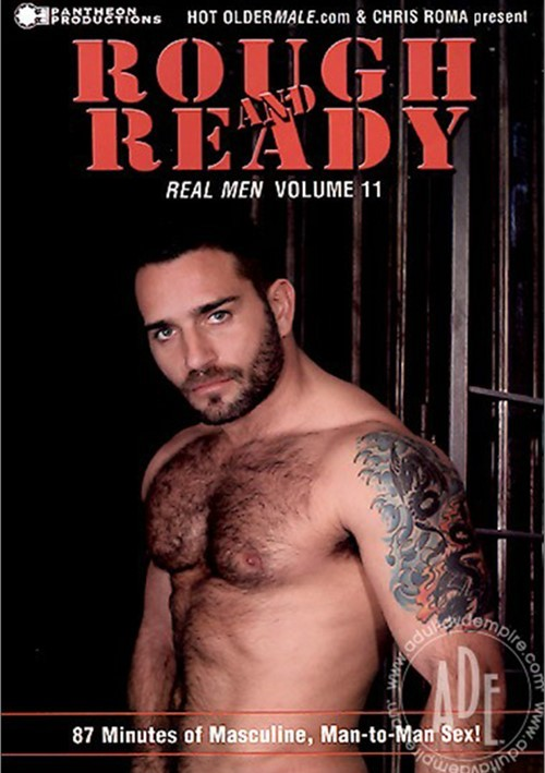 Real Men Vol. 11: Rough and Ready Boxcover