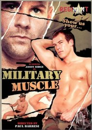 Military Muscle Porn Movie