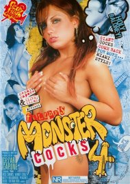 Filthy's Monster Cocks 4 Porn Video