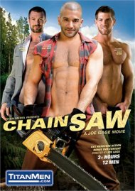 Chainsaw gay porn VOD from TitanMen