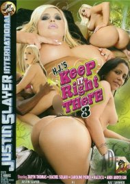 H.J.'s Keep It Right There 3 Porn Video