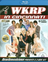 WKRP In Cincinnati: A XXX Parody Blu-ray Movie