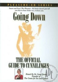 Going Down: The Official Guide To Cunnilingus Porn Video