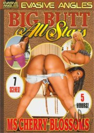 Big Butt All Stars: Ms. Cherry Blossoms Porn Video