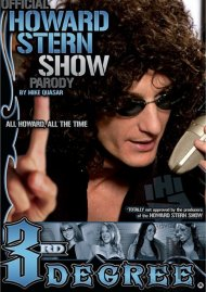 Official Howard Stern Show Parody Porn Video