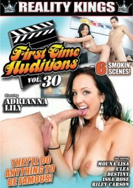 First Time Auditions Vol. 30 Porn Video