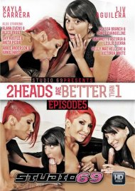 2 Heads Are Better Than 1: Episode 5 Porn Video