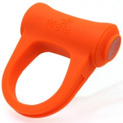Maia: Adam Rechargeable Vibrating Cock Ring