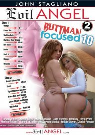 Buttman: Focused 10