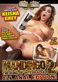 Mandingo: The King Of Interracial 2: All Anal Edition image