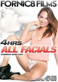 All Facials Porn Video