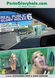Real Public Glory Holes 6 Porn Video