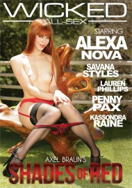 Buy Axel Braun's Shades Of Red