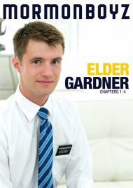 Elder Gardner: Chapters 1-4 gay porn DVD from Mormon Boyz
