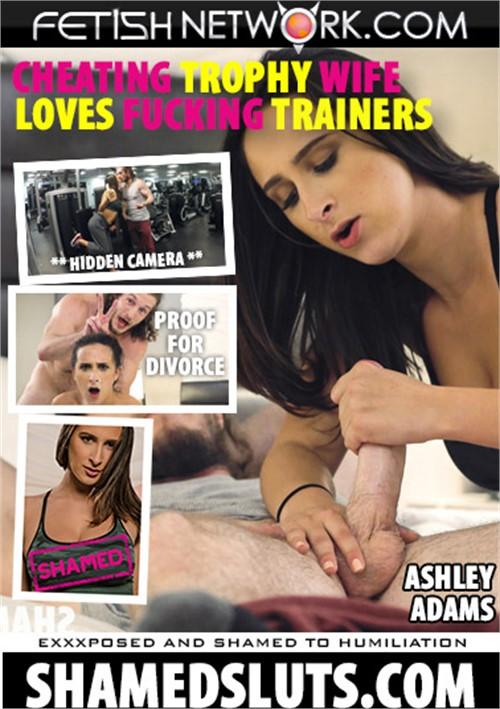 Shamed Sluts: Ashley Adams