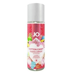 JO H2O Flavored Candy Shop - Cotton Candy - 2 oz. Sex Toy