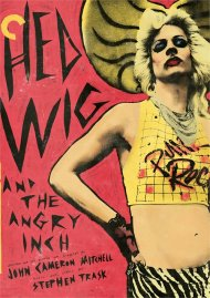 Hedwig and the Angry Inch gay cinema DVD from Criterion
