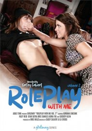 Roleplay With Me Vol. 2 porn DVD from Girlsway.