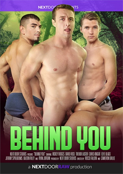 Behind You Cover Front