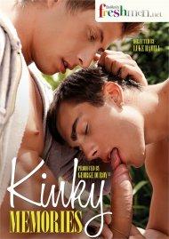 Kinky Memories gay porn DVD from Freshmen (BelAmi)