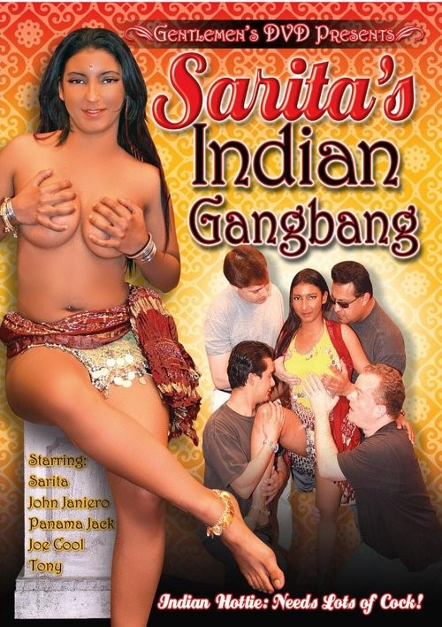 Sarita's Indian Gangbang
