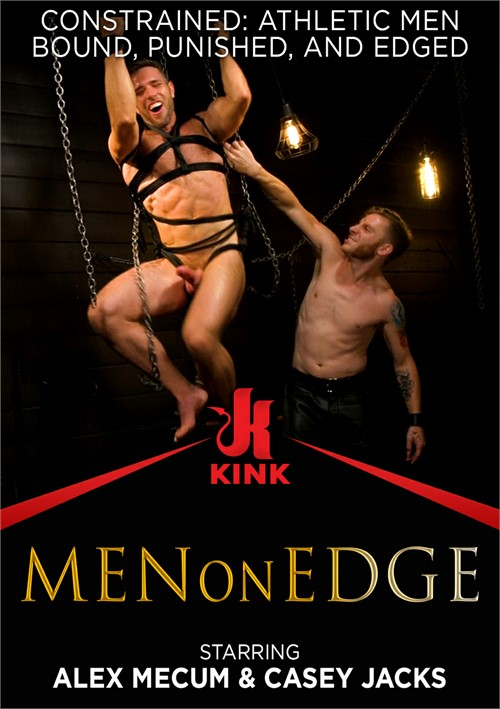 CONSTRAINED: Athletic Men Bound, Punished, and Edged Boxcover