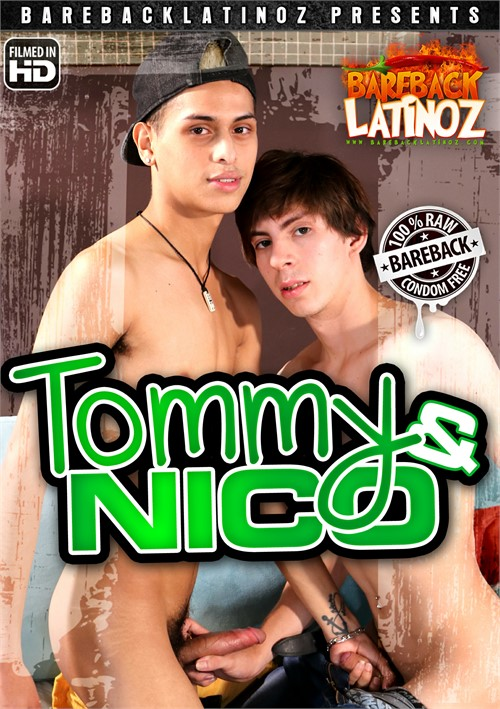 Tommy Ameal & Nico Butti Boxcover