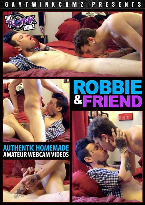 Robbie & Friend Boxcover