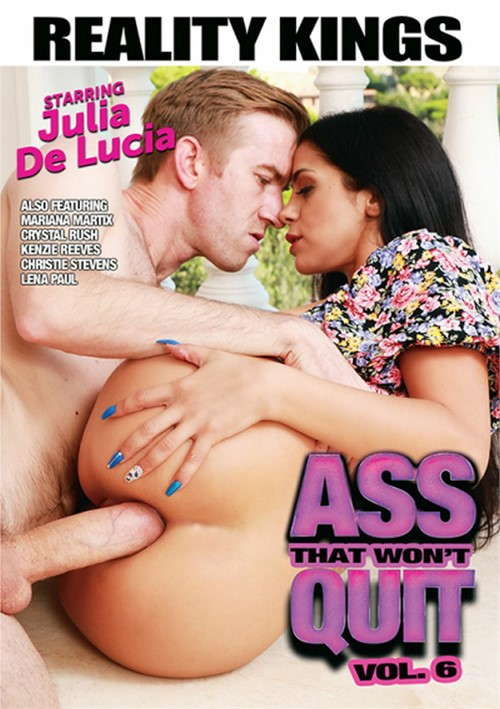 Ass That Won't Quit Vol. 6