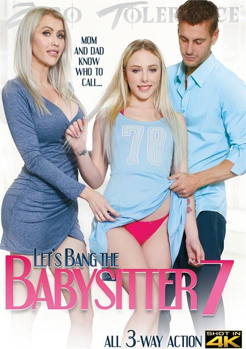 Let's Bang The Babysitter 7