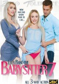 Let's Bang The Babysitter 7 image