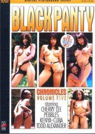 Black Panty Chronicles Vol. 5
