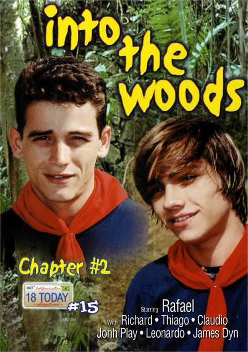 18 Today International #15: Into the Woods Chapter #2 Boxcover