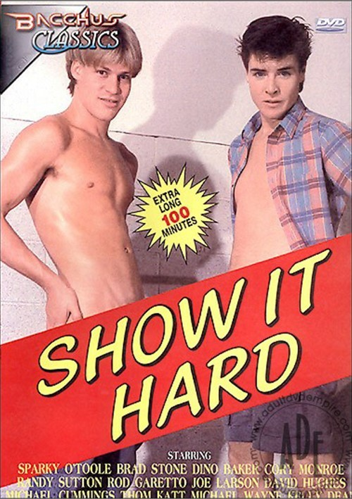 Show It Hard Boxcover