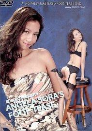 Angela Soras Foot Tease Porn Movie