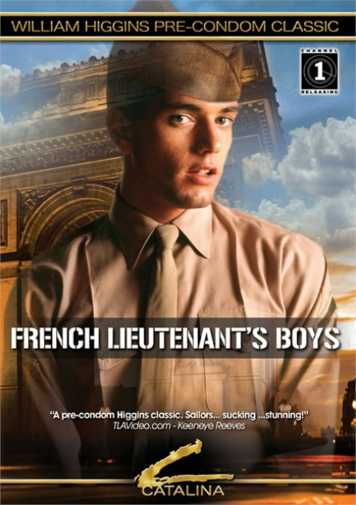 French Lieutenant's Boys Boxcover