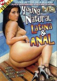 Young Natural Latina & Anal image