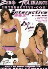 Interactive Sex with Lisa Ann image