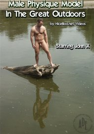 Male Physique Model In The Great Outdoors image