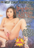 Asian Chicks & Monster Black Dicks Porn Movie