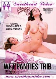 Lesbian Adventures: Wet Panties Trib Porn Video