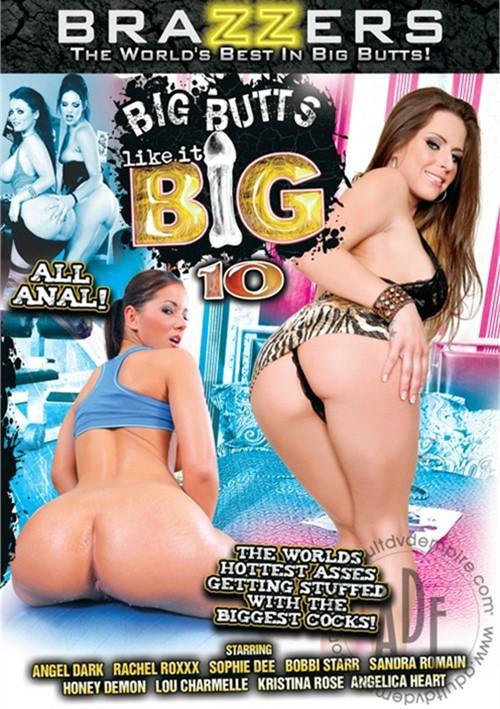 Big Butts Like It Big 10 | Porn DVD (2012) | Popporn
