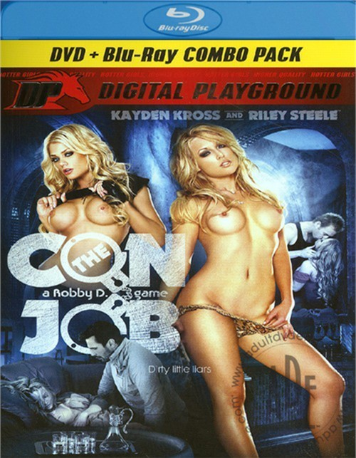 Con Job, The (DVD + Blu-Ray Combo)