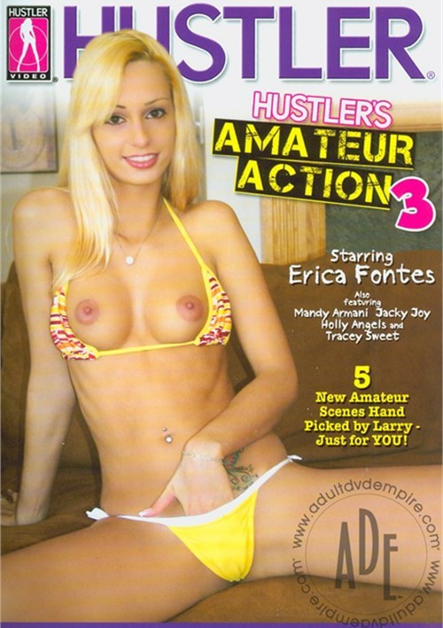 Hustlers Amateur Action 3