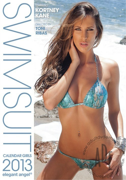 Swimsuit Calendar Girls 2013 Boxcover