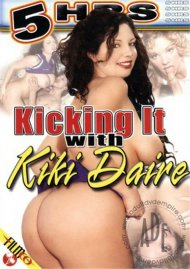 Kicking It With Kiki Daire image